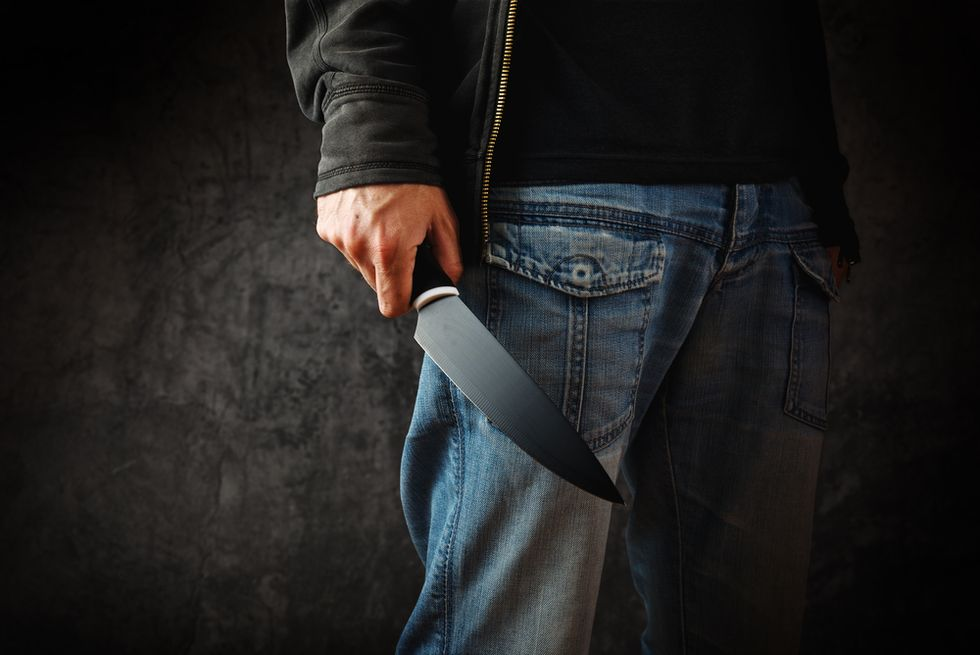 Wisconsin man stabs himself at 'Ax Murder House' in Iowa