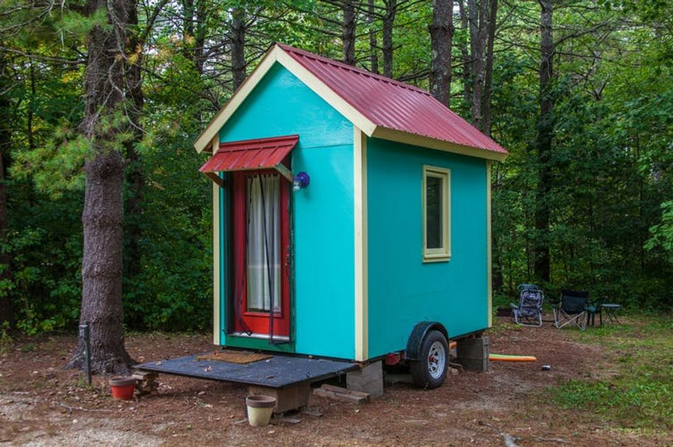 An expert in geography and sustainable development explains the surprisingly dark side of the tiny house movement