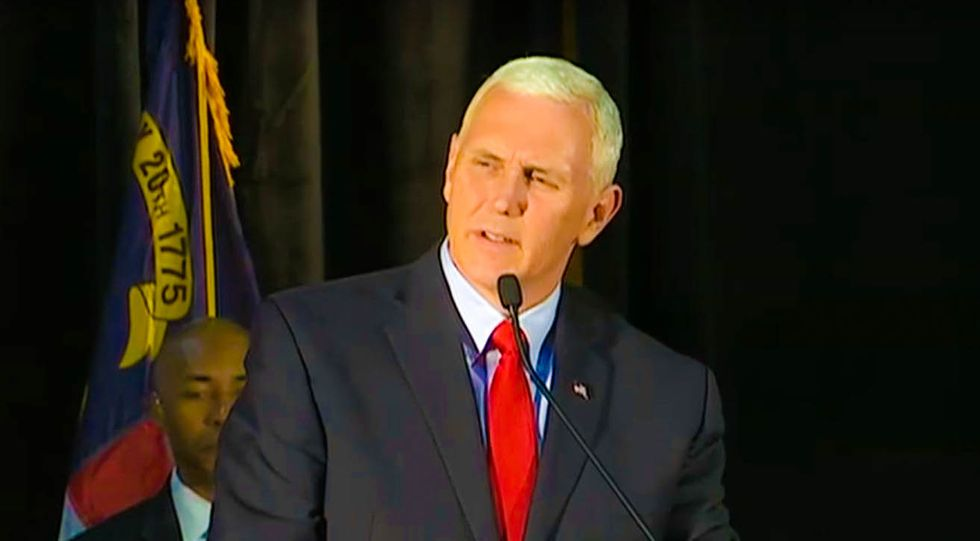 Mike Pence begins cross-country campaign tour as RussiaGate investigation zeros in on Trump