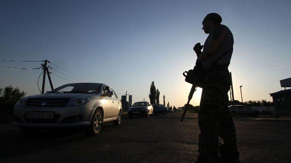 NATO reports new Russian troop build-up near Ukraine