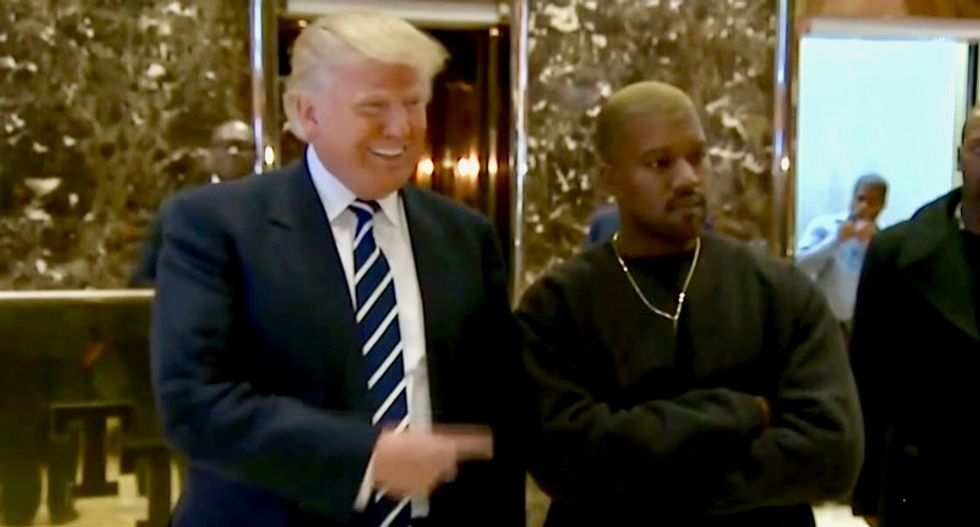 Chance the Rapper apologizes for backing Kanye's Trump love