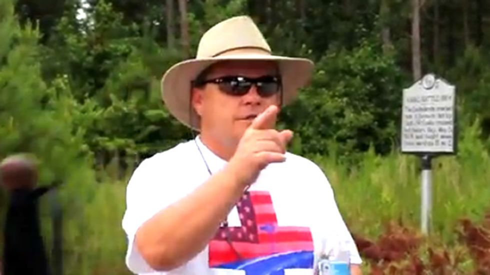 North Carolina GOP mayor breaks from party, marches 273 miles to DC for healthcare reform