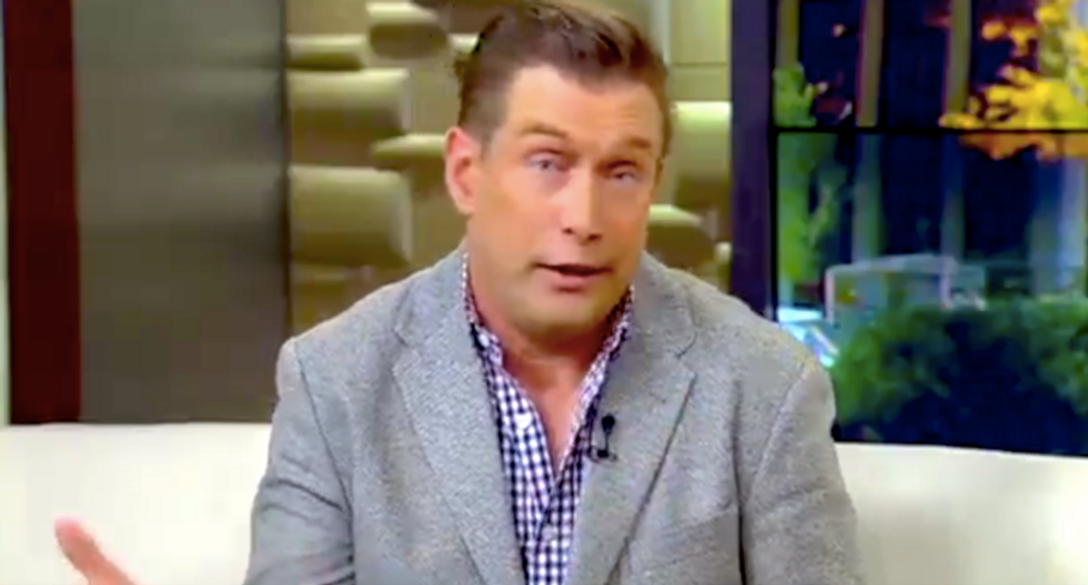 Stephen Baldwin urges Christians to overlook Trump's 'p*ssy' grabbing: He's just a 'really fun guy'