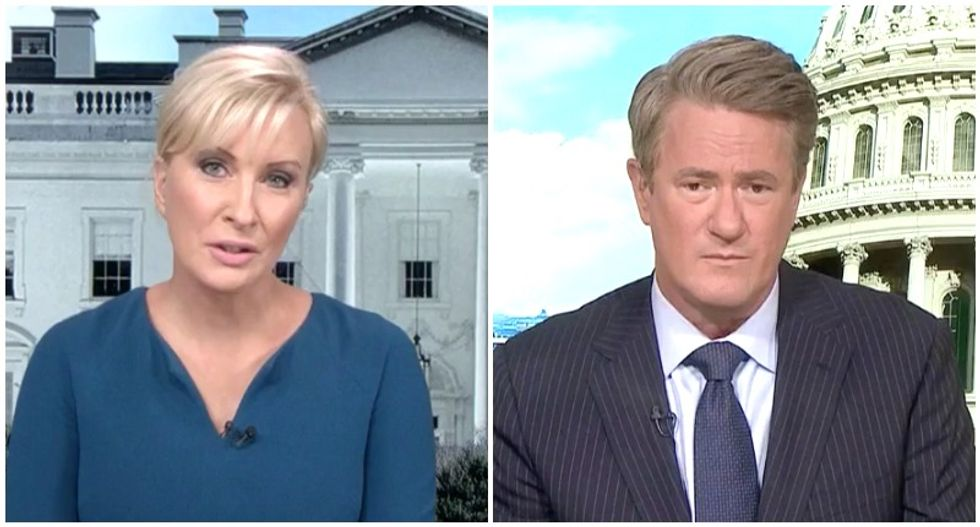'Is he an asset? 100 percent': MSNBC's Morning Joe and Mika call on Republicans to open their eyes on Trump and Russia