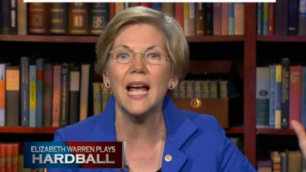 Elizabeth Warren on creating jobs: 'This isn't magic, we actually know how to do this'