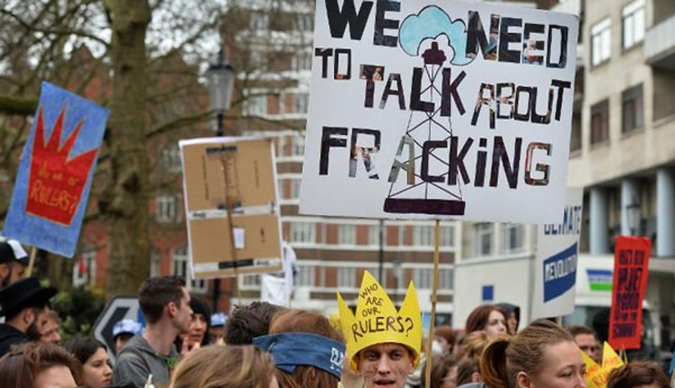 EPA concludes fracking a threat to US water supplies