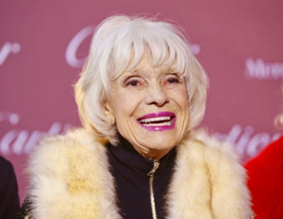 Actress Carol Channing dead at 97