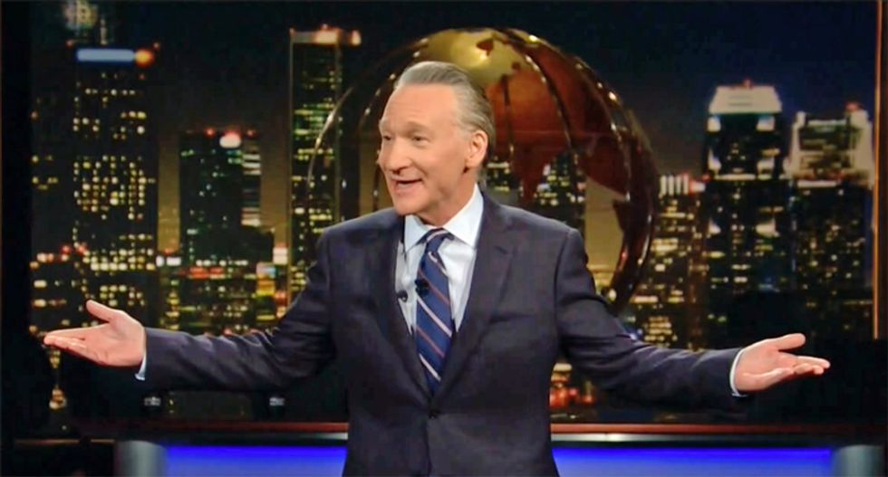 'Individual One is in deep number two': Bill Maher roasts Trump after submission of the Mueller report