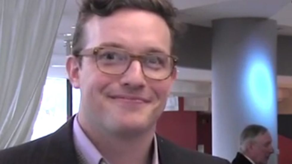 BuzzFeed fires viral politics editor Benny Johnson over plagiarism