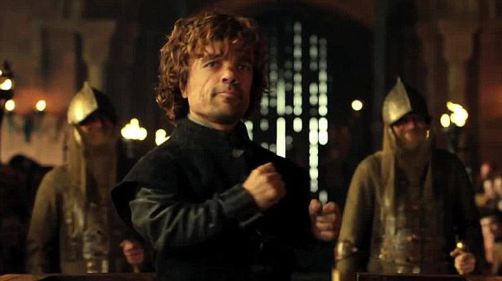 Hilarious Game of Thrones blooper reel: 'I'm a Khaleesi, not a queen. For f*ck's sake, mate.'