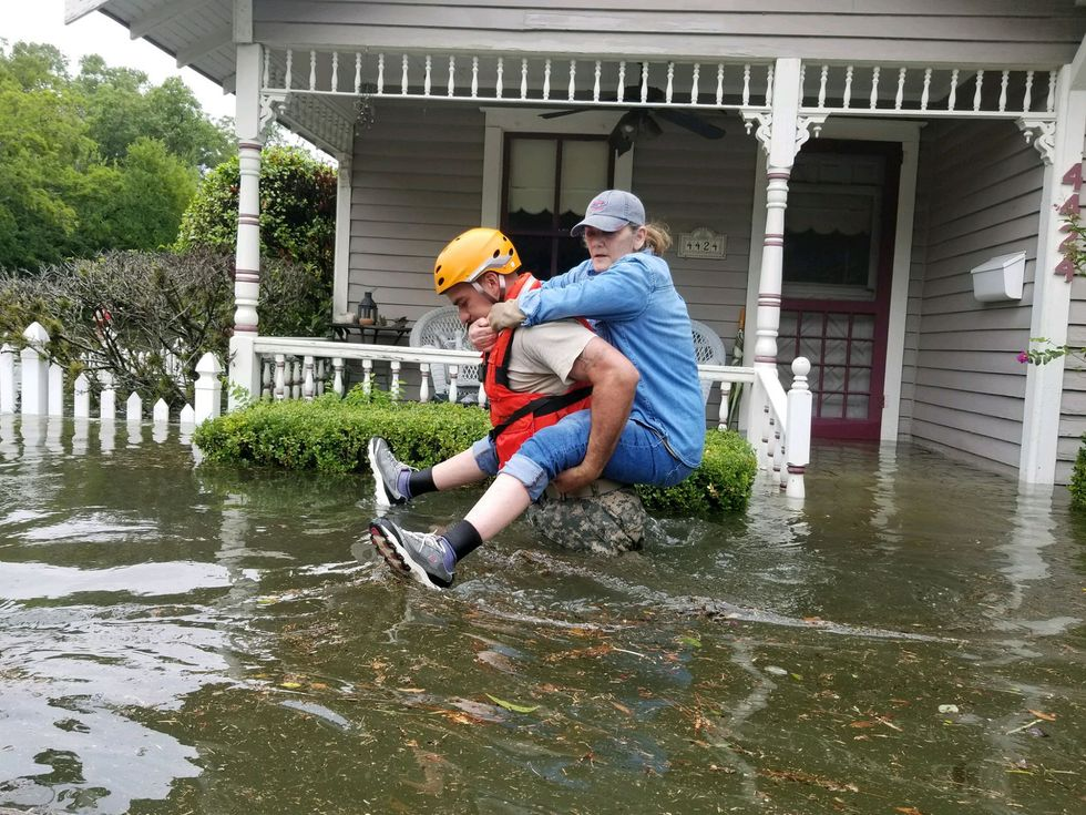Houston Officials hope Harvey convinces Congress to fund coastal barrier