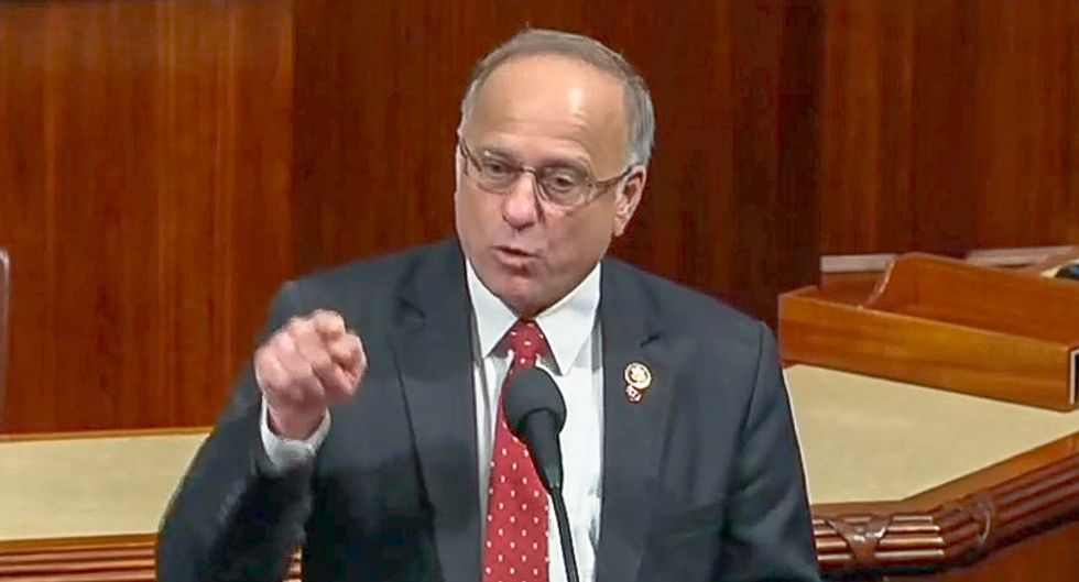 Steve King flabbergasted after constituent explains to him what incest cases really look like