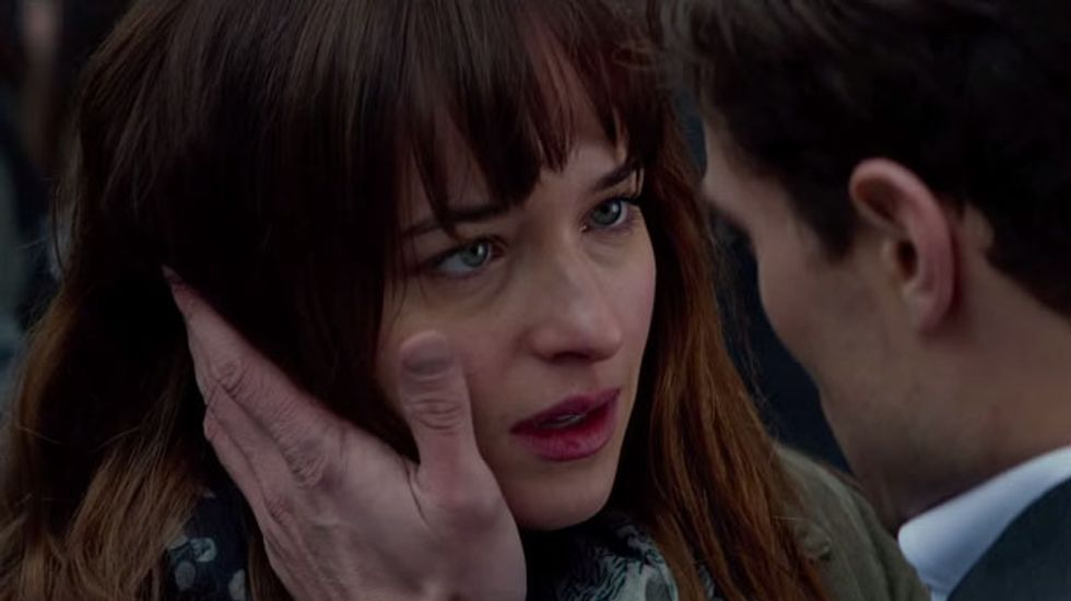 'Fifty Shades of Grey' trailer becomes most viewed of 2014 less than a week after release