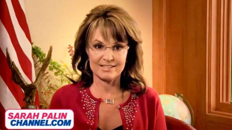 Sarah Palin: Dying caribou have to 'take one for the team' so we can expand oil pipelines