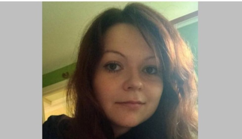 Yulia Skripal, poisoned daughter of Russian agent, leaves British hospital