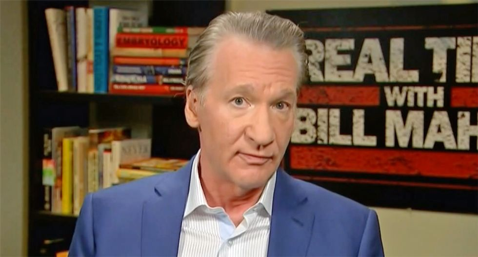 Watch: Bill Maher asks Republicans why they're 'lying to cover up' for Trump