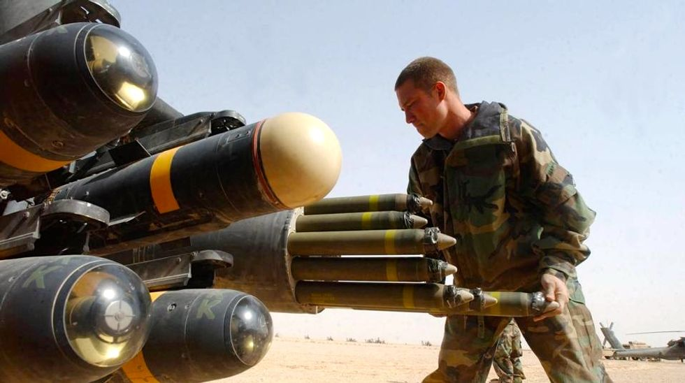 US plans largest ever sale of Hellfire missiles to Iraq