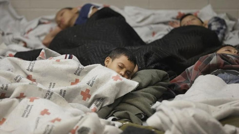 Most Americans see unaccompanied immigrant kids as refugees