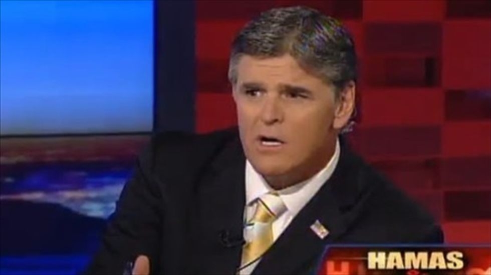 Sean Hannity has ALL-CAPS Twitter meltdown after being named 'worst' Fox News host