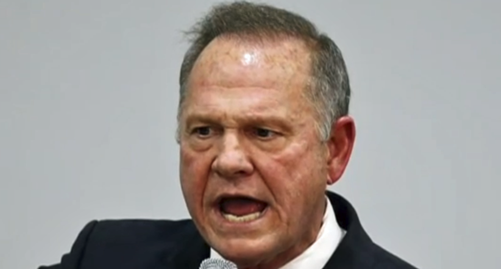Roy Moore-backing Alabama pastor lied to cover son's alleged molestation of orphans