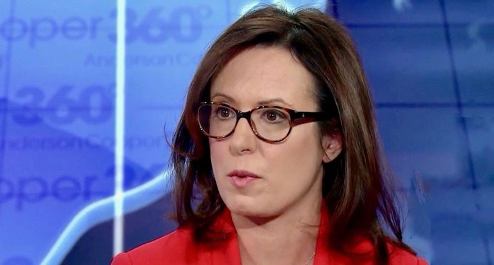 'That is a lie': NYT's Maggie Haberman pummels Trump's claims on taking coronavirus seriously from the start