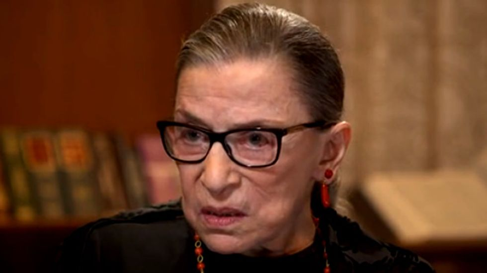 Ruth Bader Ginsburg: If Roe v. Wade repealed, only the rich will have access to abortions