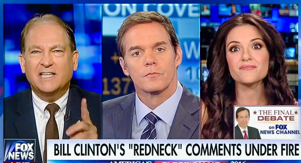 'Are you offended as a white man?' All hell breaks loose when Fox guest mentions 'white privilege'