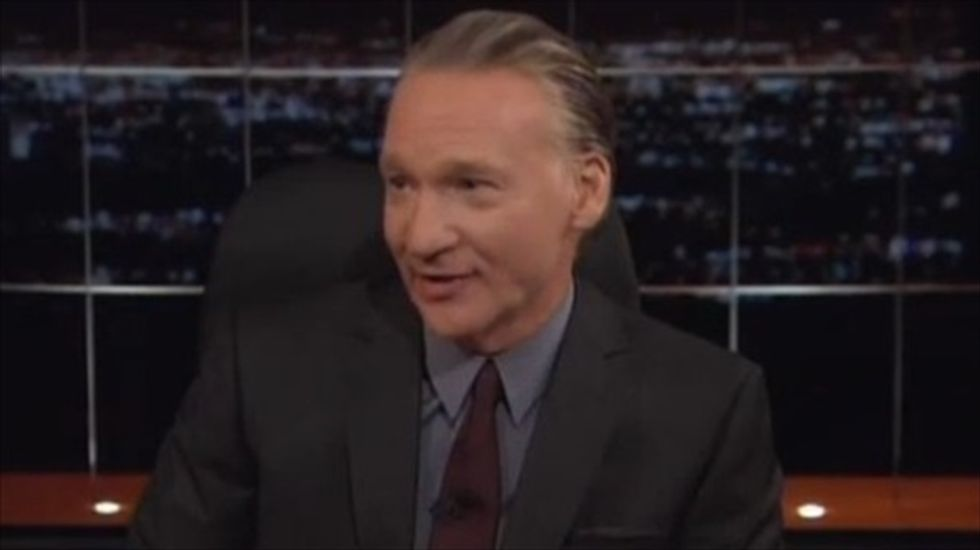 Bill Maher: Today's Republicans 'aren't built to govern,' just talk radio stars in training