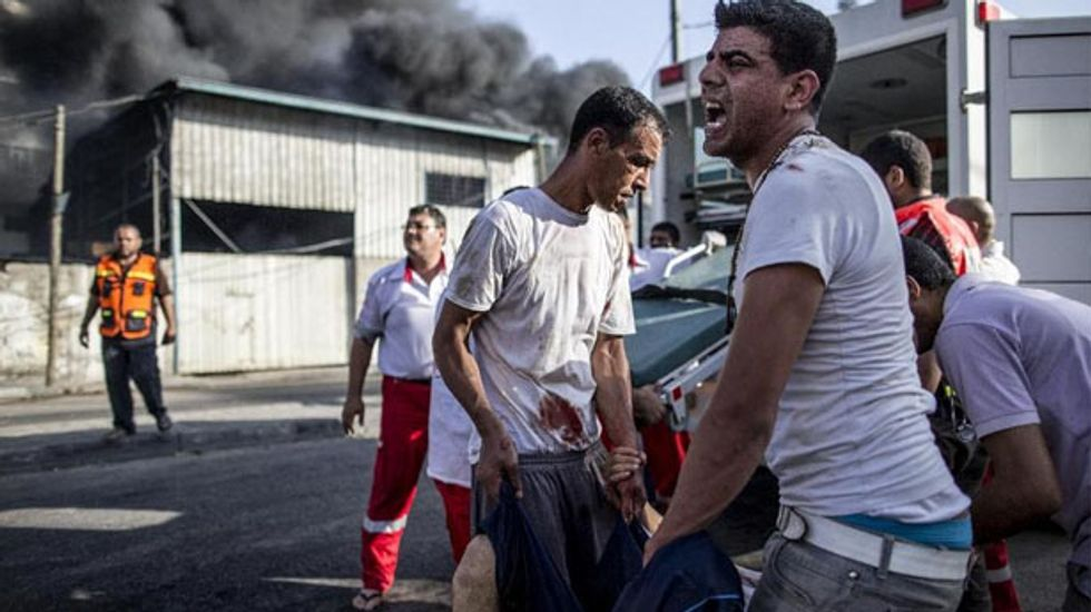 UN rights chief slams Israel's 'defiance' of international law