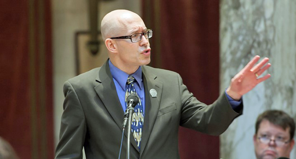 WATCH: Wisconsin GOPer insists women need to stop having abortions because businesses need more workers