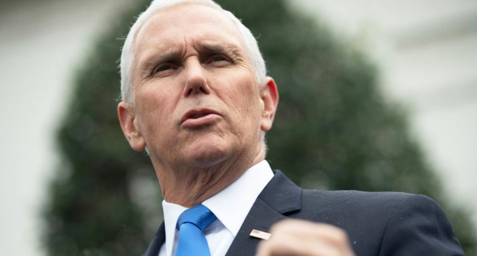 Mike Pence's 'vulgar' understanding of Christianity ripped by faith writer