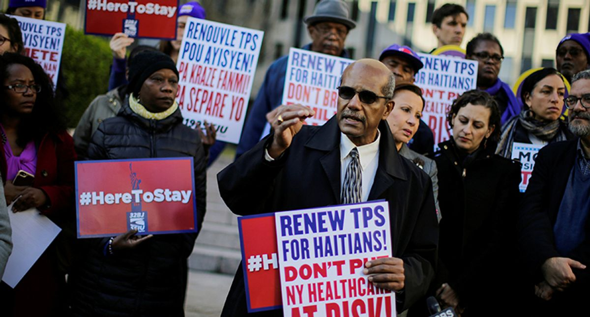 Biden protects thousands of Haitians from deportation with new TPS measure