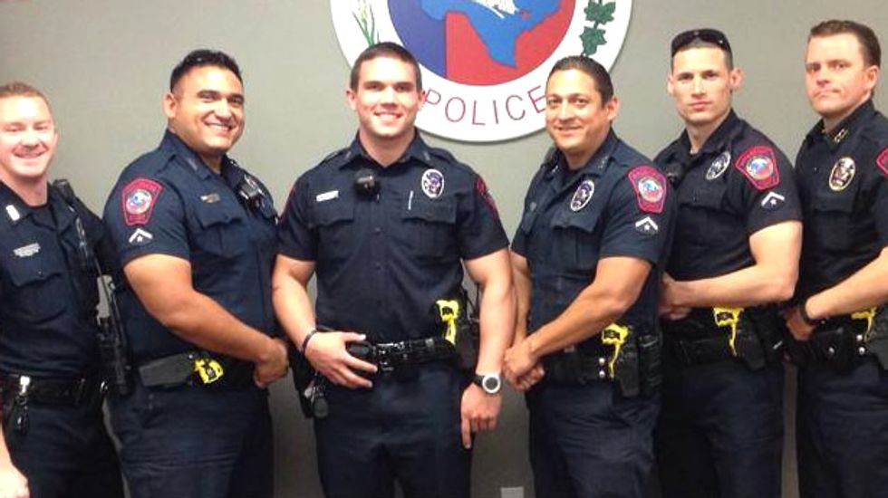 TX police scramble to scrub Facebook after pleading for help to get 'God back in our schools'