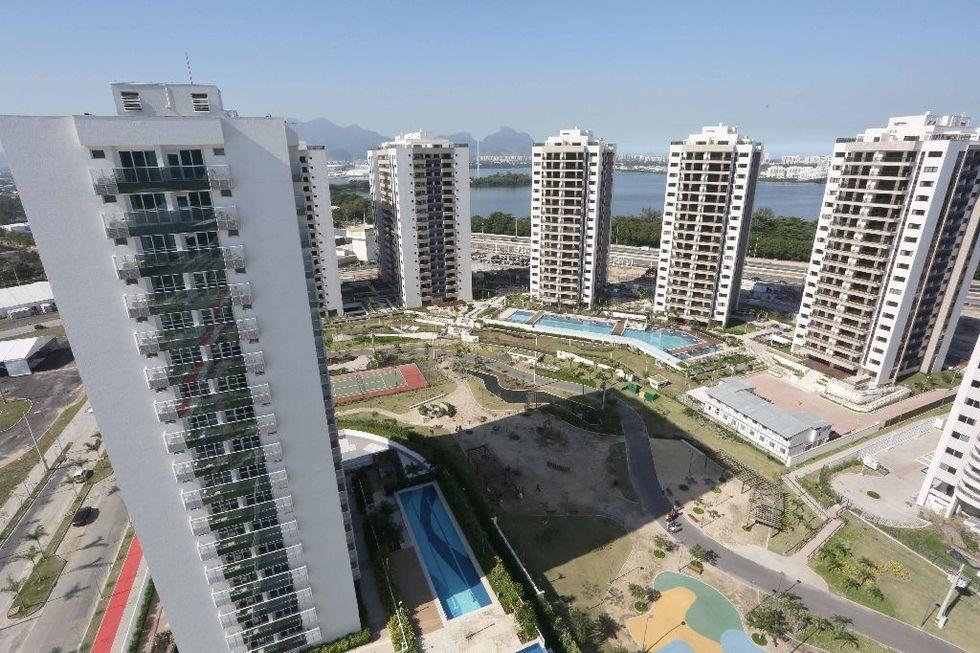 Australia boycotts Rio Olympics athlete village: 'Not safe, not ready'