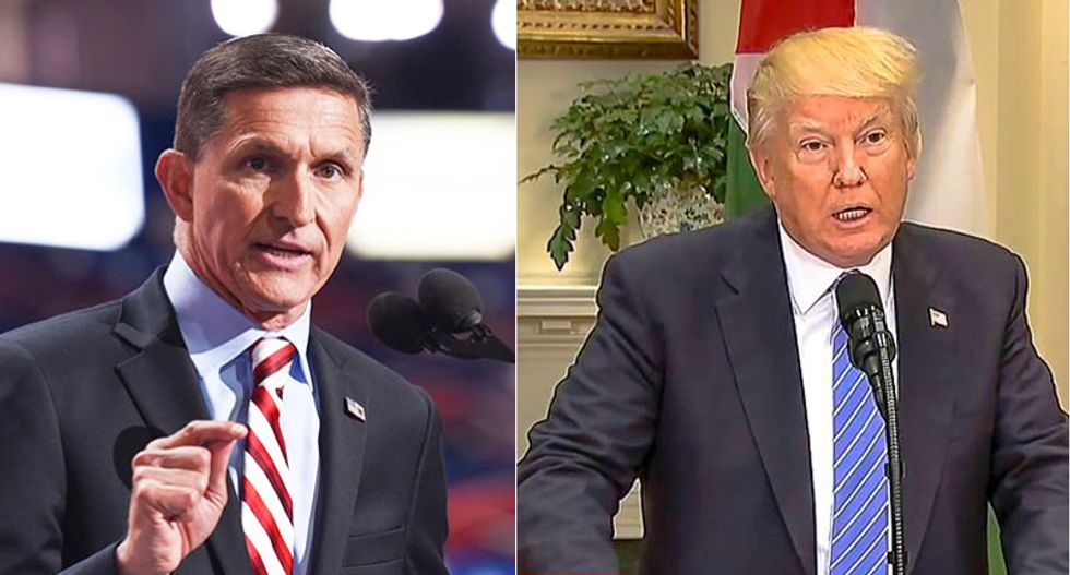 Here's the most important line in Mueller's Michael Flynn sentencing memo -- and what it means for Trump