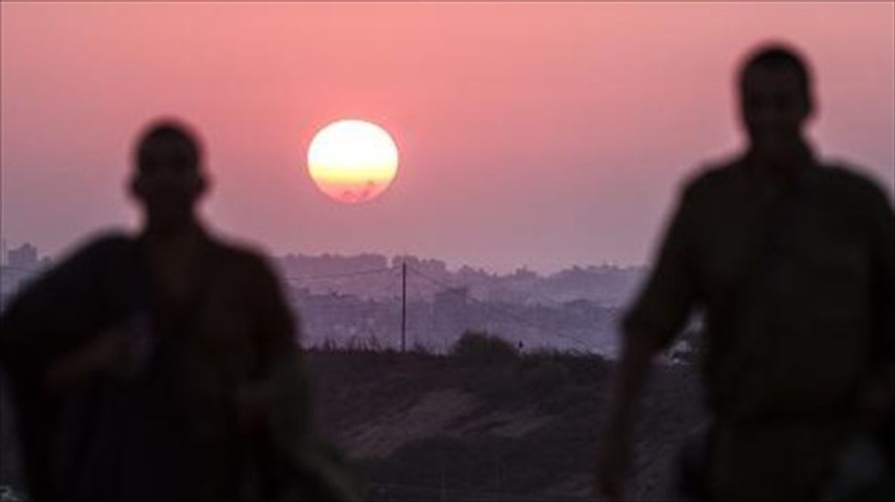 Israel and Hamas agree on Egyptian plan for new 72-hour truce