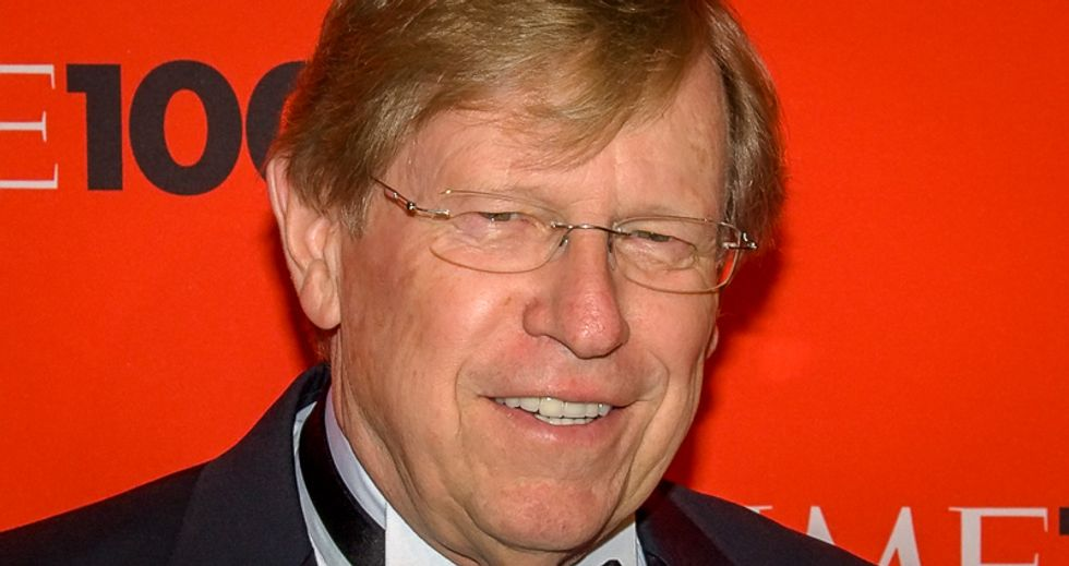 Conservative lawyer Ted Olson accepts CNN case against White House after refusing to join Trump's Russia defense
