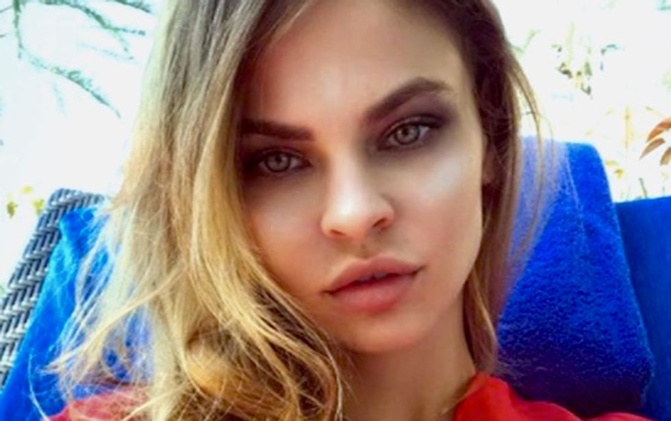 Belarusian model who claimed Trump secrets detained in Moscow: Ifax