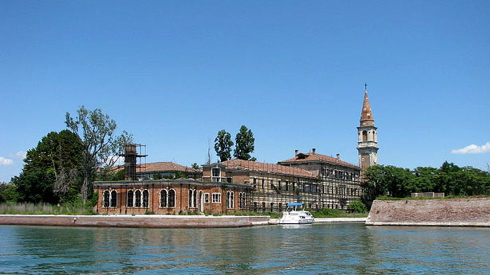 Venetians fight to save historical, 'haunted' Poveglia island from luxury developers