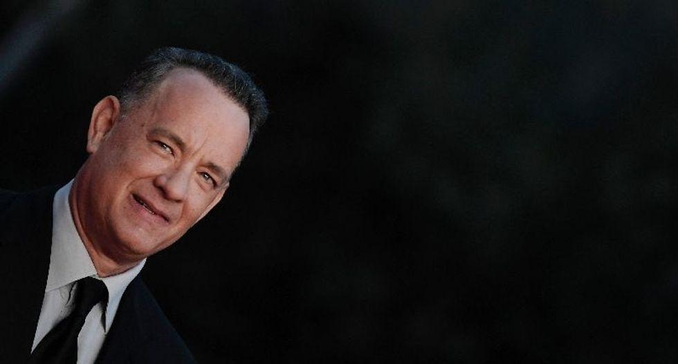 Tom Hanks thanks 'helpers' in new coronavirus update