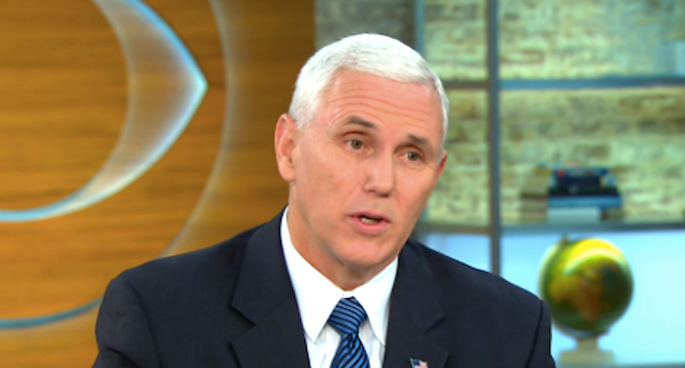 Mike Pence: 'I don't understand' why Michelle Obama denounced Trump's 'sexually predatory behavior'
