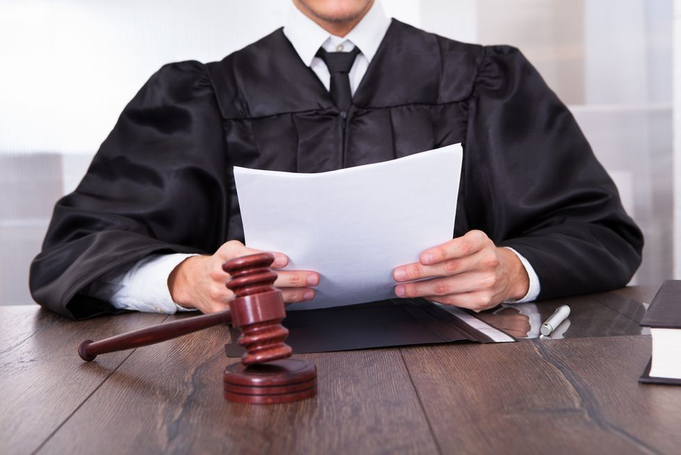 Give blood or go to jail: Judge combines medical lunacy with constitutional violations in Alabama