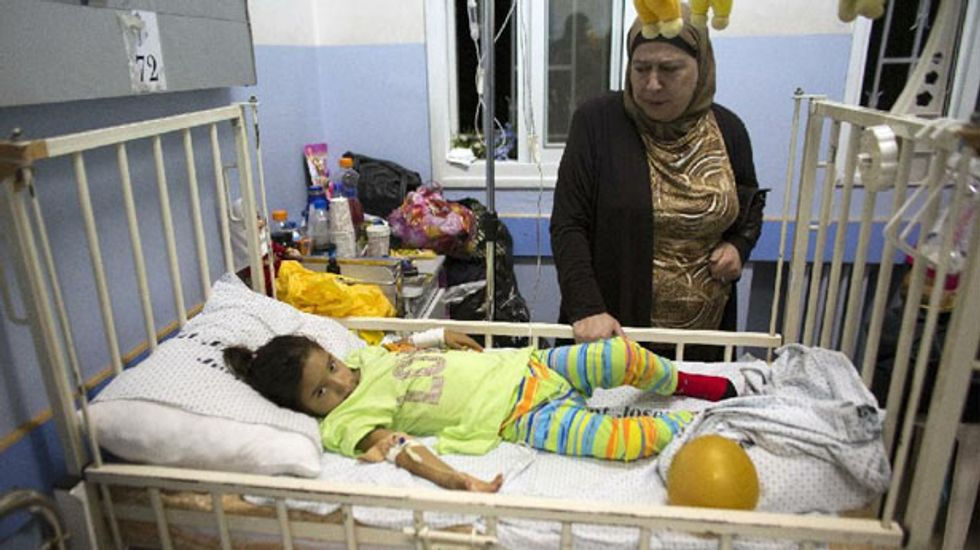 Gaza war victims get life-saving medical treatment in east Jerusalem