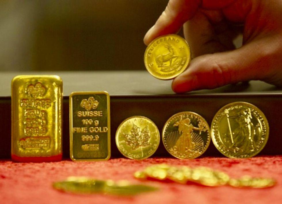 Brexit bullion: Fear of no-deal triggers Irish gold rush