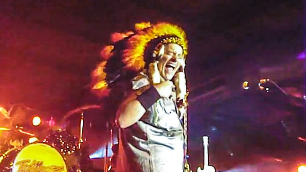 Ted Nugent: Thank you, Obama, for giving whites the go-ahead to say 'n****r'