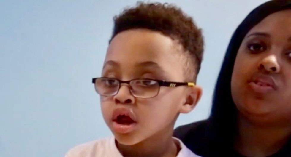 School bans black boy from playground over 'extreme' haircut he got to hide his alopecia
