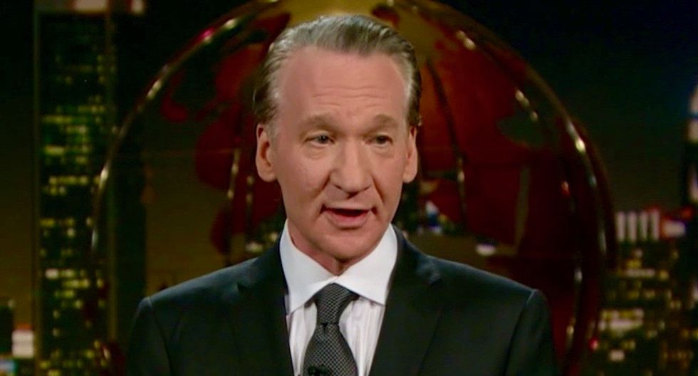 HBO's Bill Maher brutally mocks Trump-Putin bromance: 'Forget collusion I want to know if there's penetration'