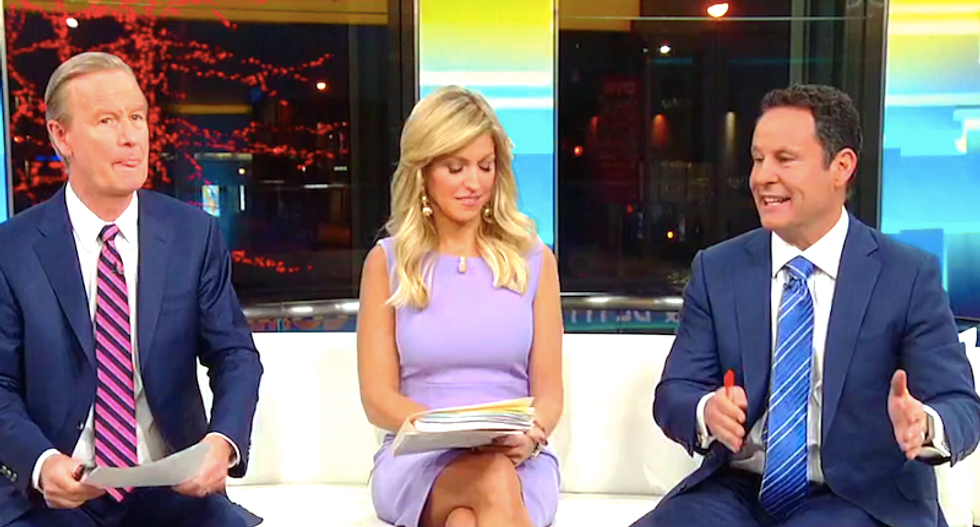 Outgoing GOP senator aghast that Fox & Friends made Trump shut down the government: 'This is juvenile!'