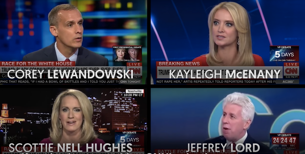 WATCH: Media critic Carlos Maza hilariously shades CNN for its 'Trump surrogate problem'