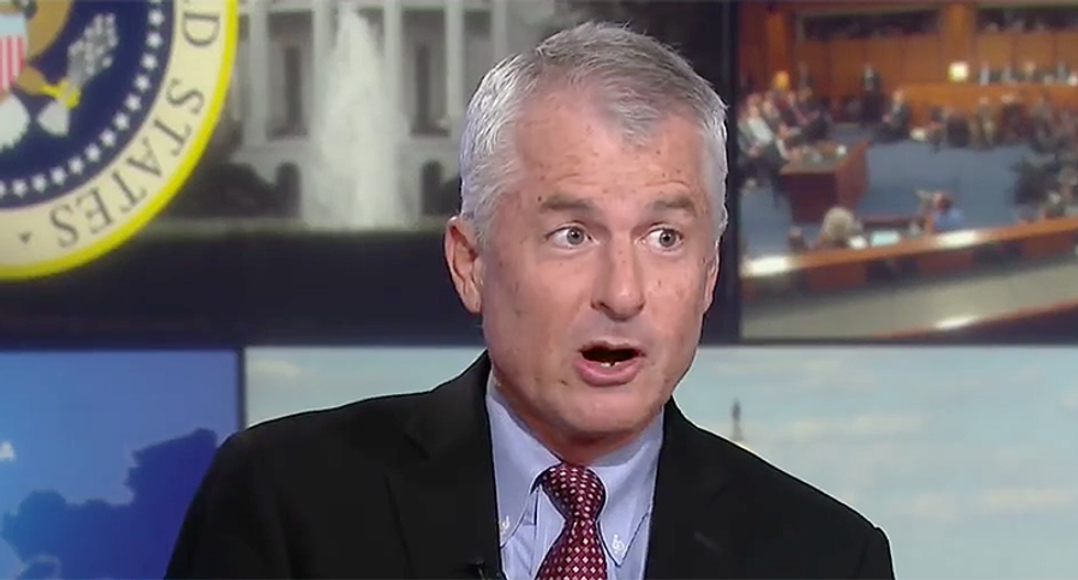 Ex-CIA agent mocks Trump's 'tapes' lie: 'He's got to come out and say the tough guy is bluffing'